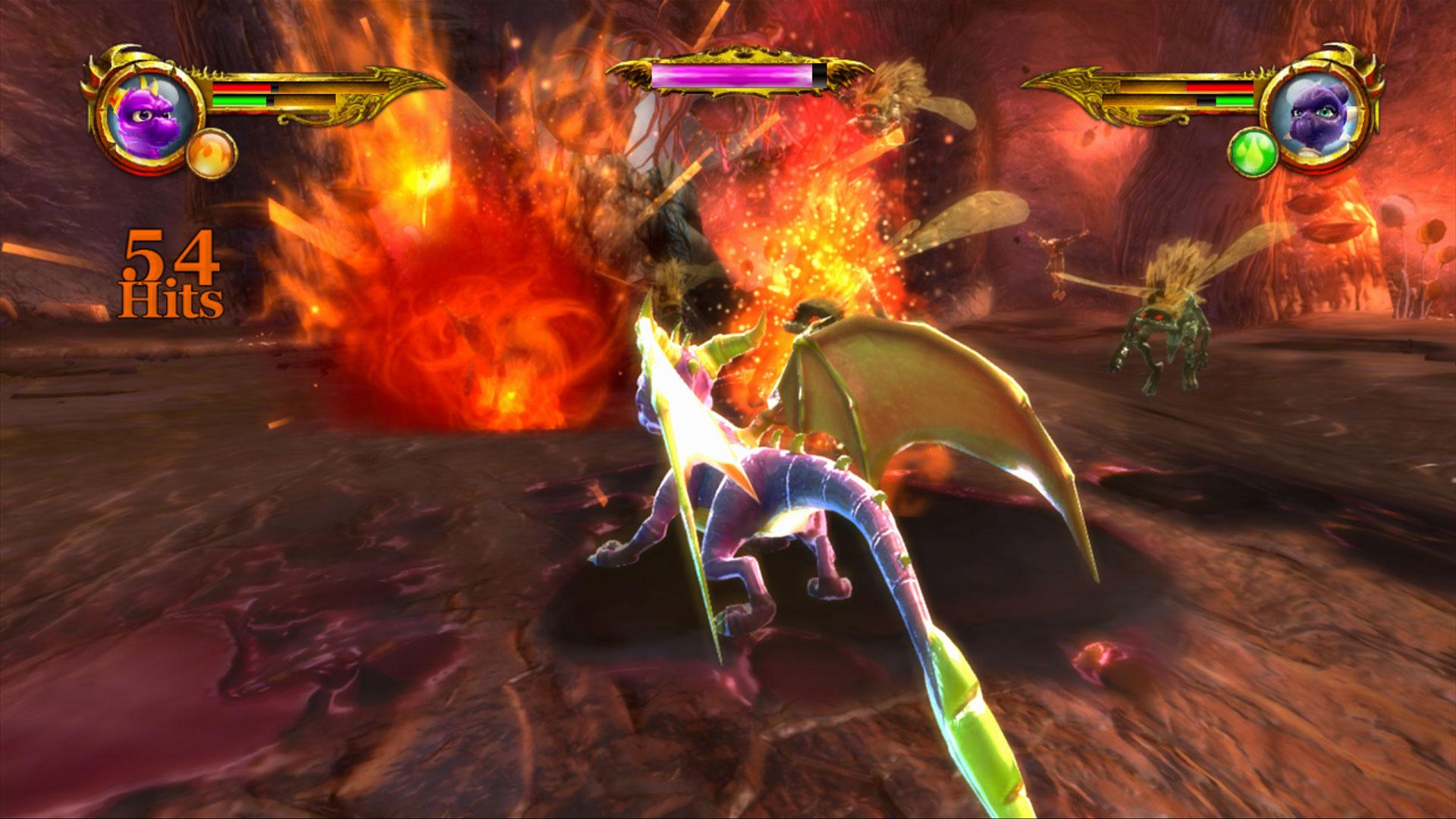 Darkspyro The Legend Of Spyro Dawn Of The Dragon Gallery Console 79