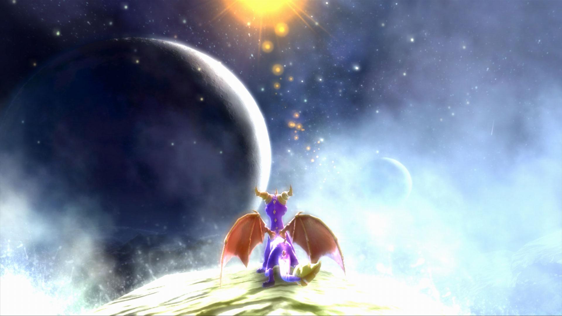 Darkspyro the legend of spyro dawn of the dragon gallery - Spyro wallpaper ...