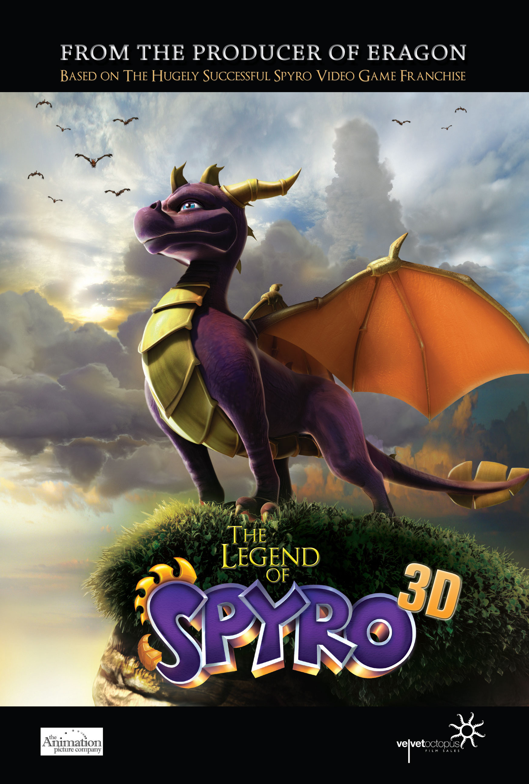 Дракон Спайро / The Legend of Spyro.