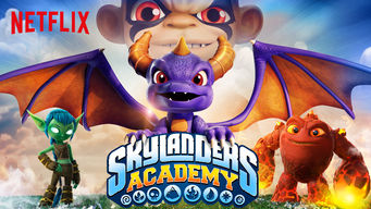 Skylanders Academy - Season One