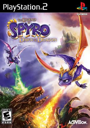 spyro dawn of dragon. The Legend of Spyro: Dawn of