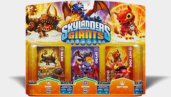 Skylanders Giants Sprocket