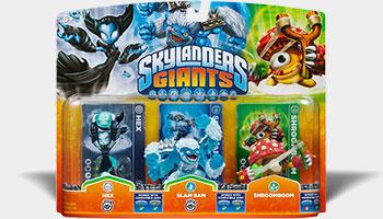 Darkspyro Skylanders Giants Packs