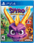 Spyro Reignited Trilogy - North America PlayStation 4 Boxart
