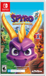 Spyro Reignited Trilogy - North America Nintendo Switch Boxart