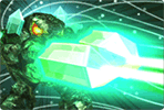 Emerald Energy Beam