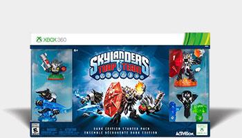 darkSpyro - Skylanders: Trap Team - Packs  Skylanders Trap Team Legendary Starter Pack