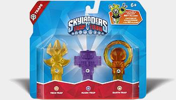 skylanders trap team dark pack