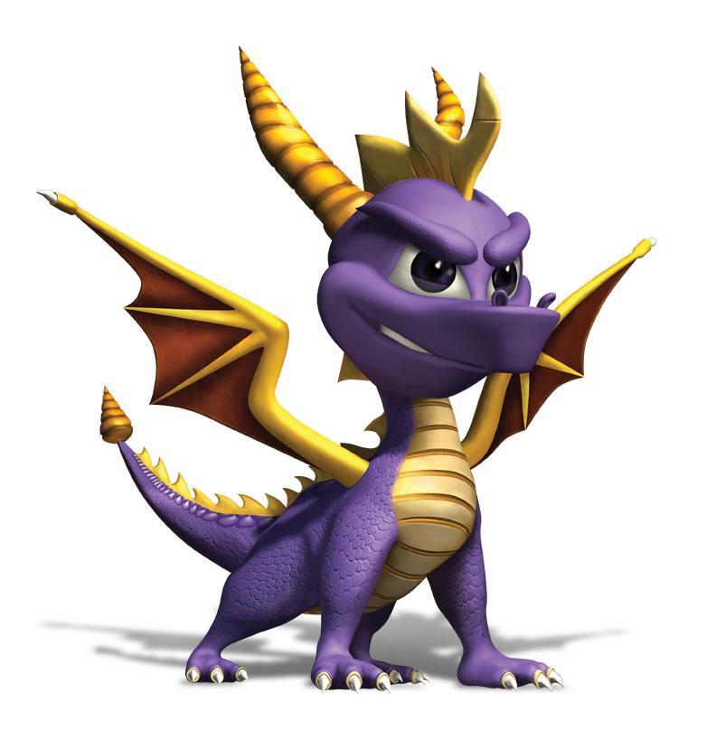 DarkSpyro A Spyro The Dragon And Skylanders Fansite