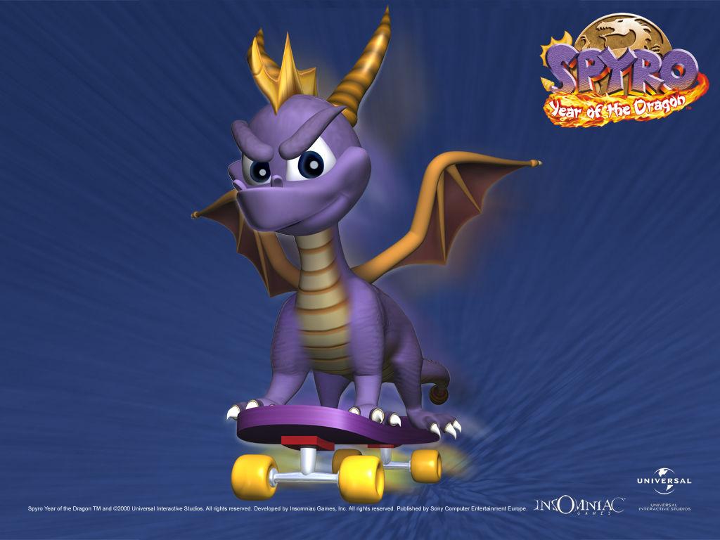 DarkSpyro Spyro Year Of The Dragon Gallery